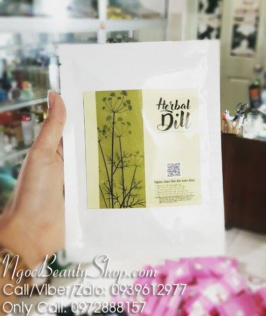 ngam_chan_thai_doc_to_herbal_dill_ngocbeautyshop.com
