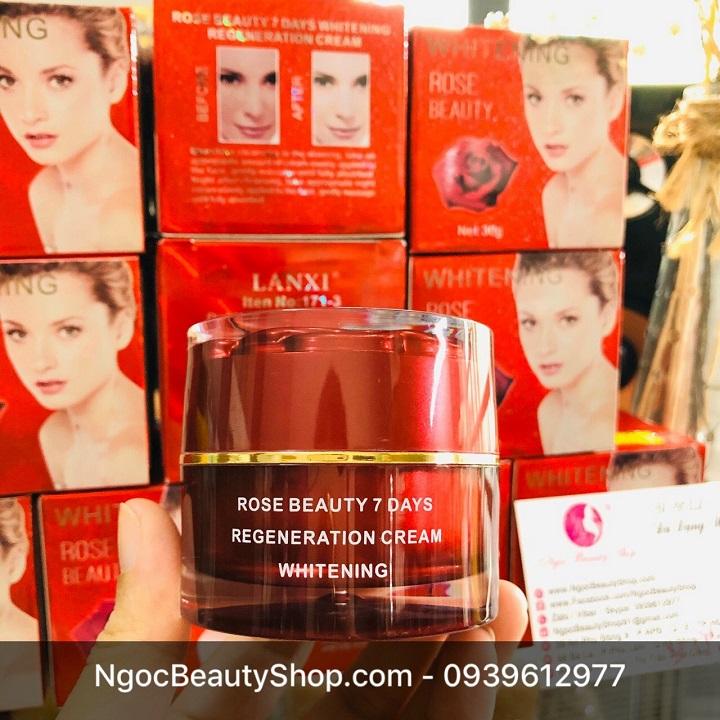 rose_beauty_7_dayswhitening_regeneration_cream