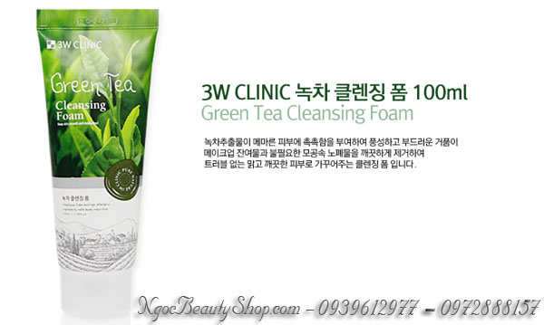sua_rua_mat_tra_xanh_3w_clinic_green_tea_foam_cleansing_ngocbeautyshop.com_2